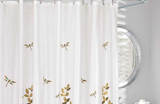 pretty dragonfly shower curtains. image9 Moda at Home  Lifestyle Products for your